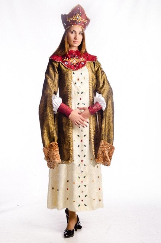 Костюм царицы своими руками фото на взрослого