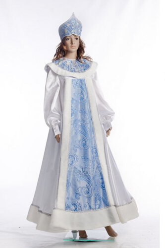 костюм Зима новый год