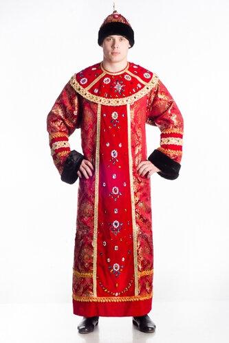 Мужской карнавальный костюм Иван Грозный