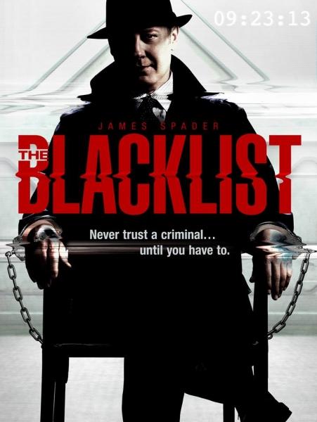 Черный список / The Blacklist (1 сезон/2013/WEB-DLRip)