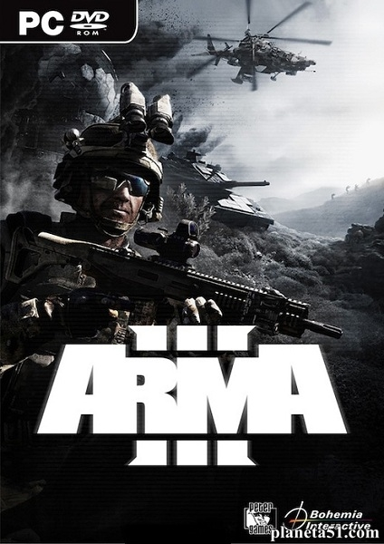 Arma 3 - Digital Deluxe Edition (2013/RUS/ENG/MULTI9/Repack)