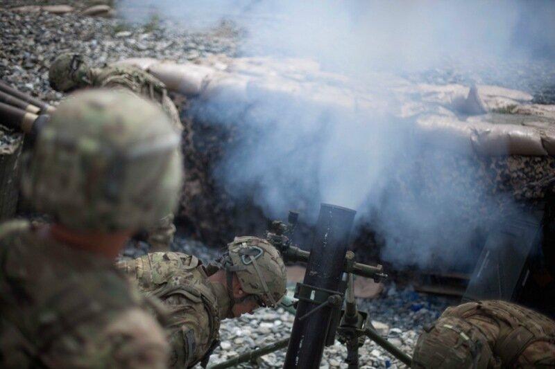 Американские военные в Афганистане 16