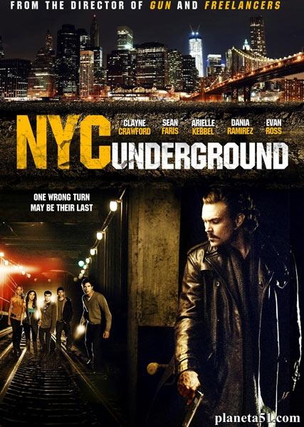 Бруклин в Манхэттене / N.Y.C. Underground (2013/WEB-DL/WEB-DLRip)