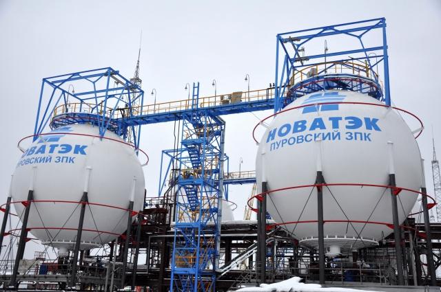 «Новатэк» предложил японцам принять участие впроекте «Арктик СПГ»