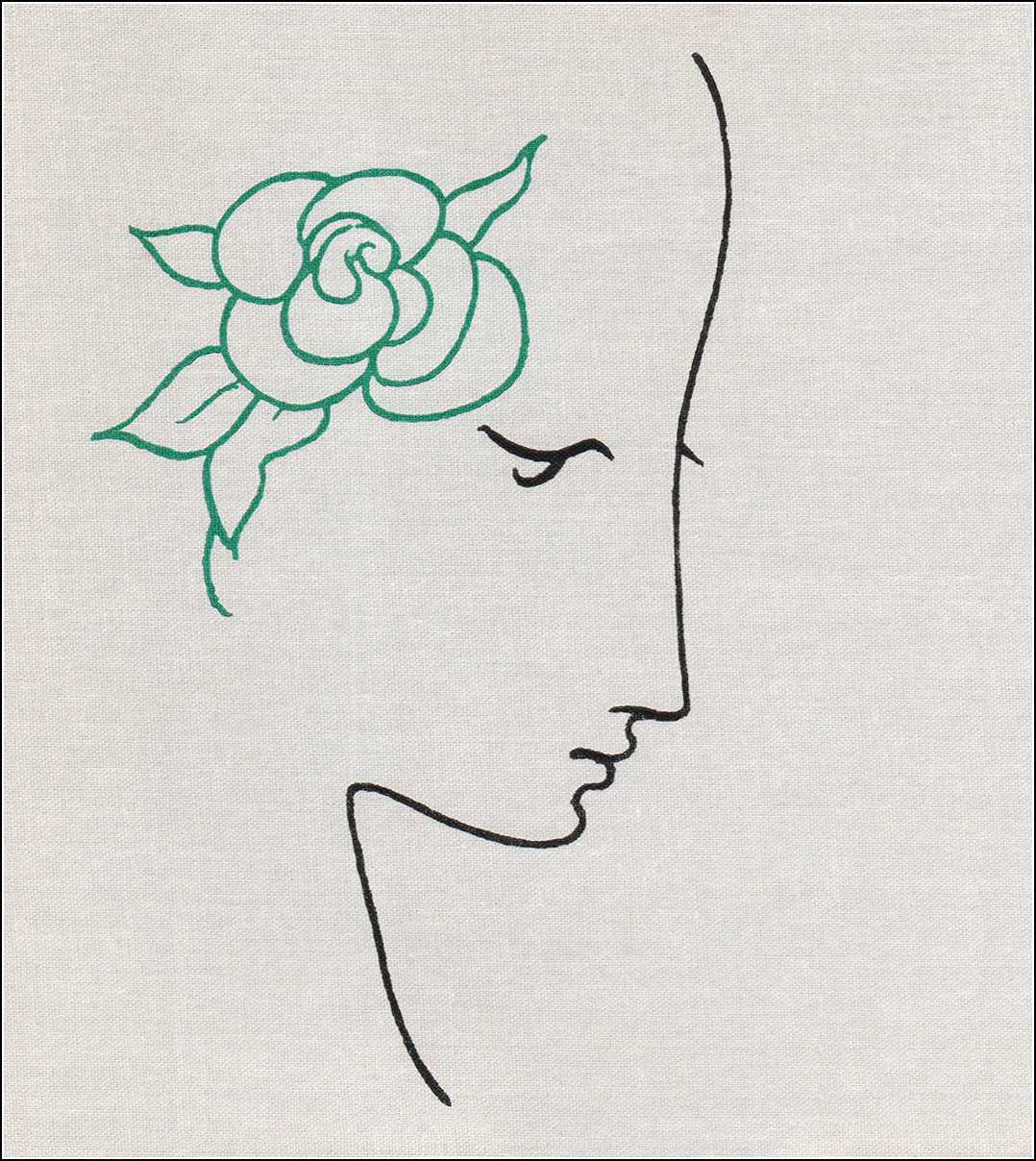 Ludmila Jiřincová, Zelená růže
