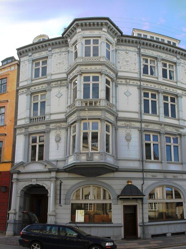 Copenhagen, Bredgade