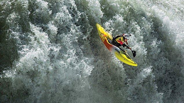 Река Гол Гол, Чили