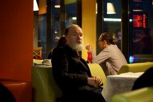 """Что за чудный дедушка? Встреча «Самарский блогер 2011» и """"Мёд""""."""