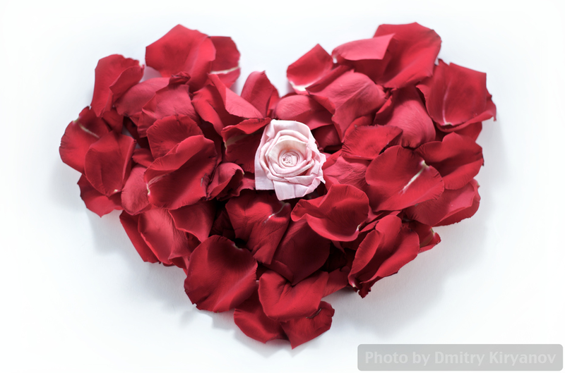 14 февраля - день Святого Валентина (St. Valentine Day) С днём всех влюблённых!