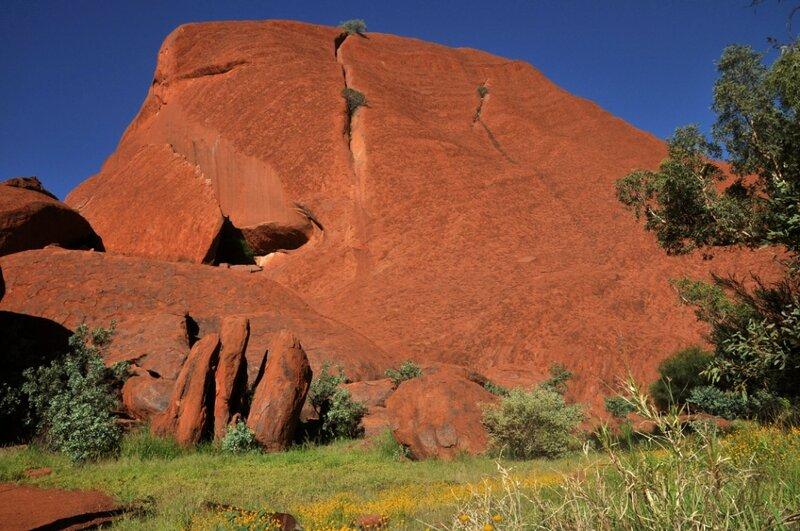 Яркие краски Австралии