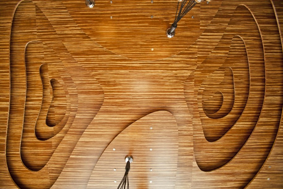 Дизайн интерьера кофейни в Чикаго от Norsman Architects