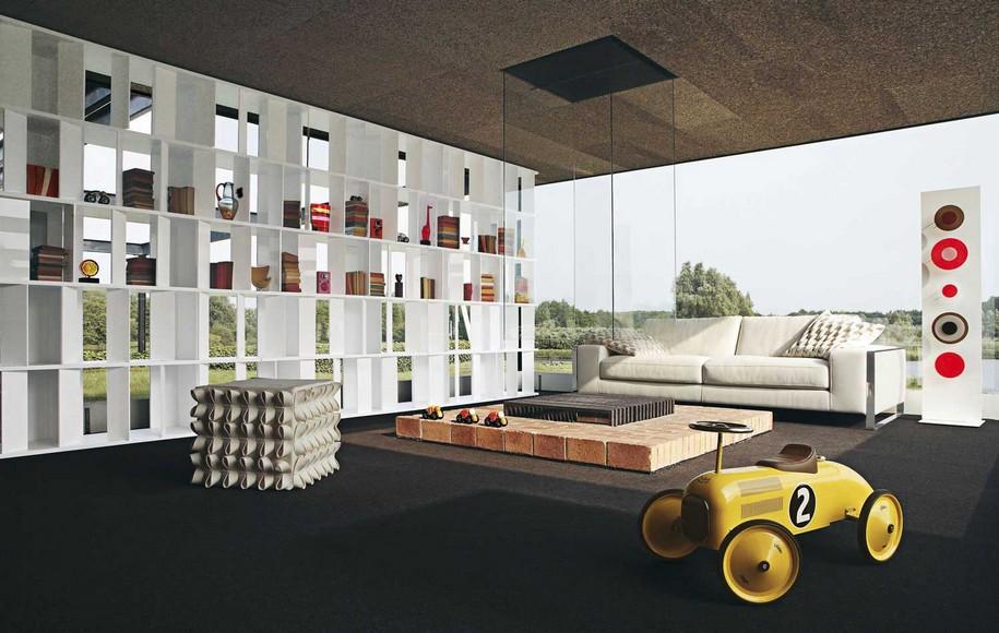 40 интерьеров с мебелью от Roche Bobois (часть 2)