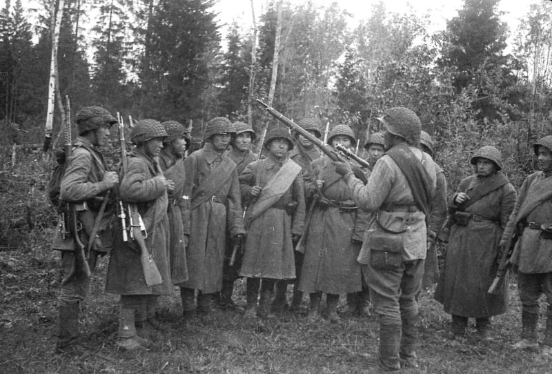 Снайперы Калининского фронта. 42.jpg