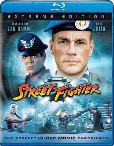 Уличный боец - Street Fighter (1994) BDRip 720p