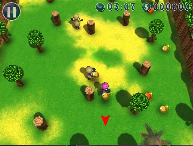 Battle Sheep! (FINAL)