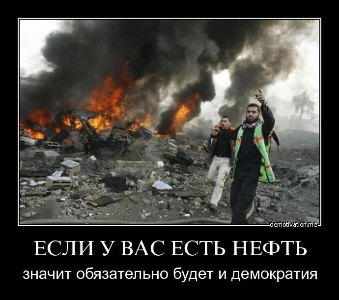 демократия в россии демотиватор просто влюбилась