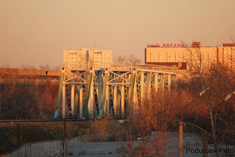 Мост МОЖД над Дмитровским шоссе