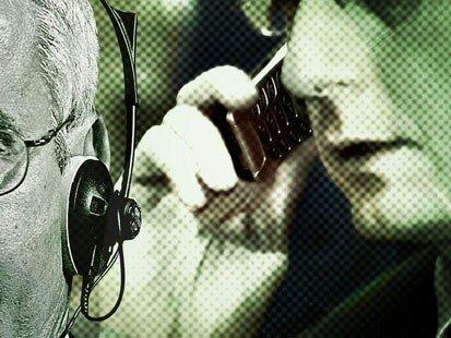 Прослушивают ли Вас телефонохулиганы и прочие посторонние??