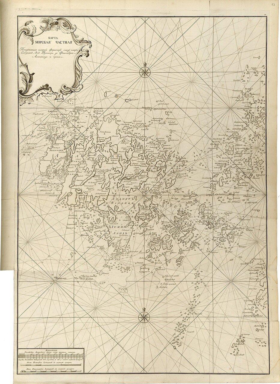 06.  Карта морская частная