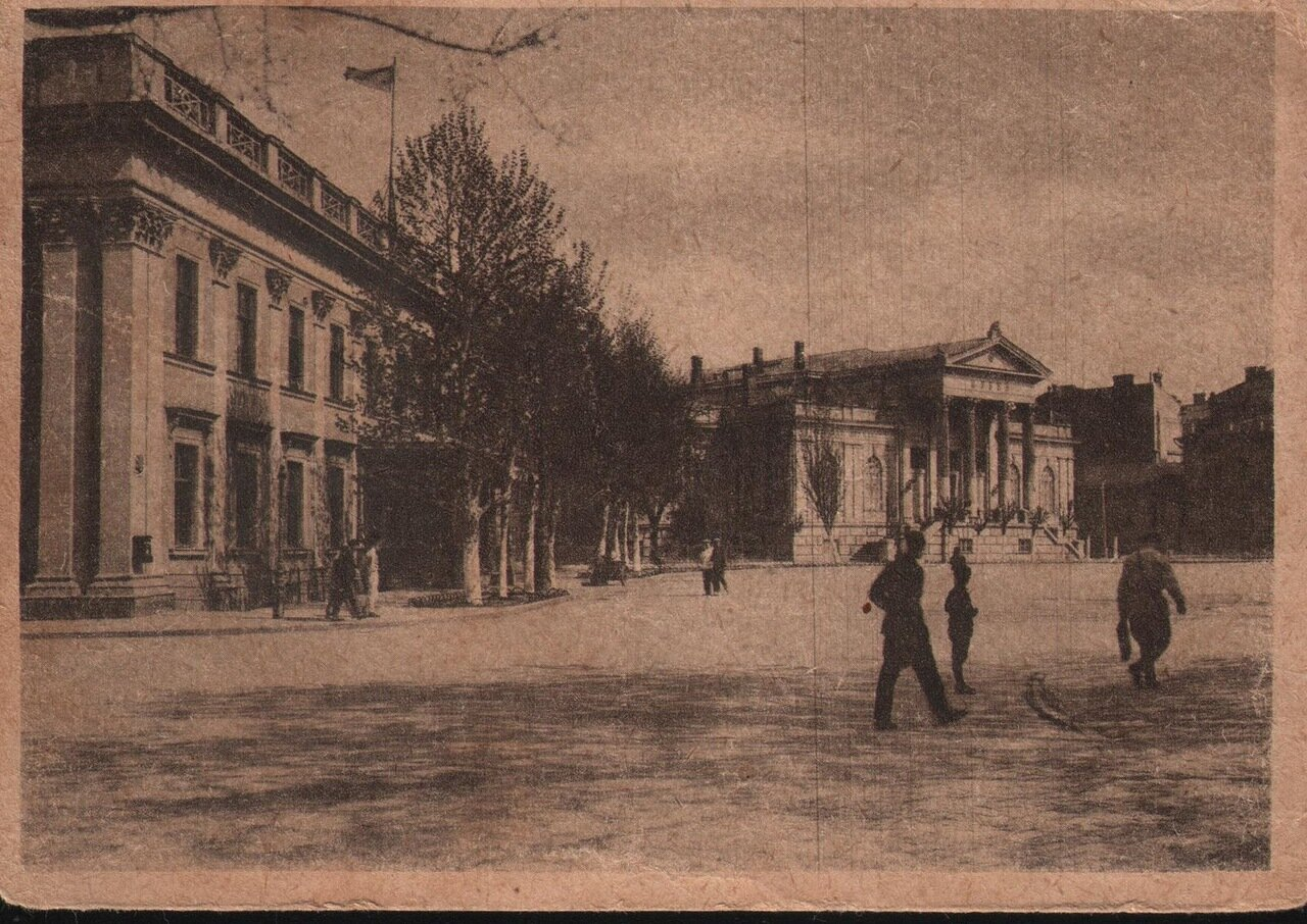 Площадь Коммуны