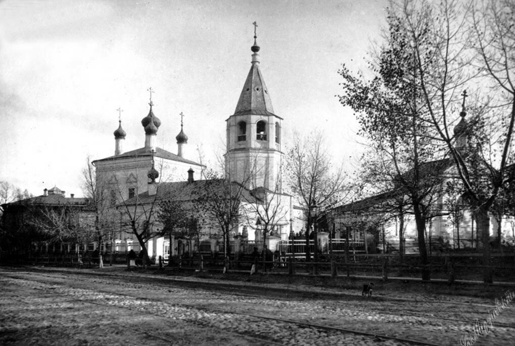 Спасо-Преображенская единоверческая церковь