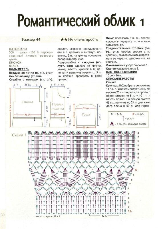 Вязание для дома крючком схемы