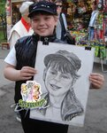 портрет в парке за 15 минут