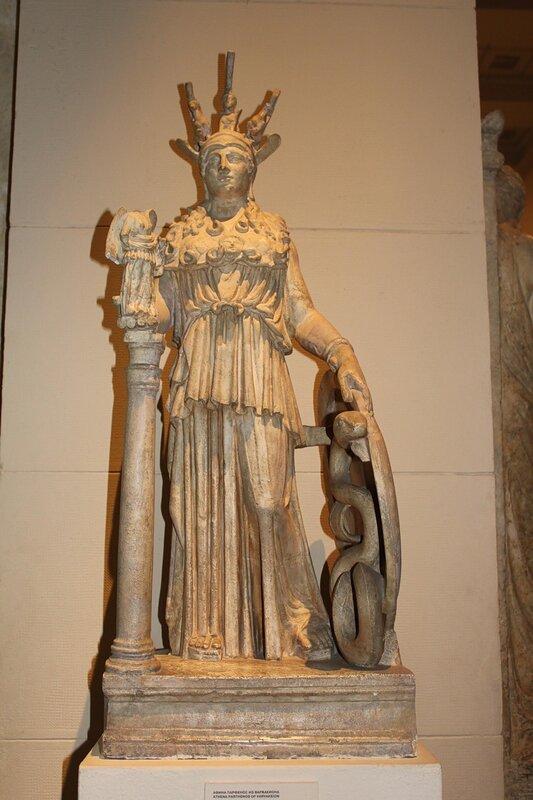 Афина Парфенос из Варвакиона