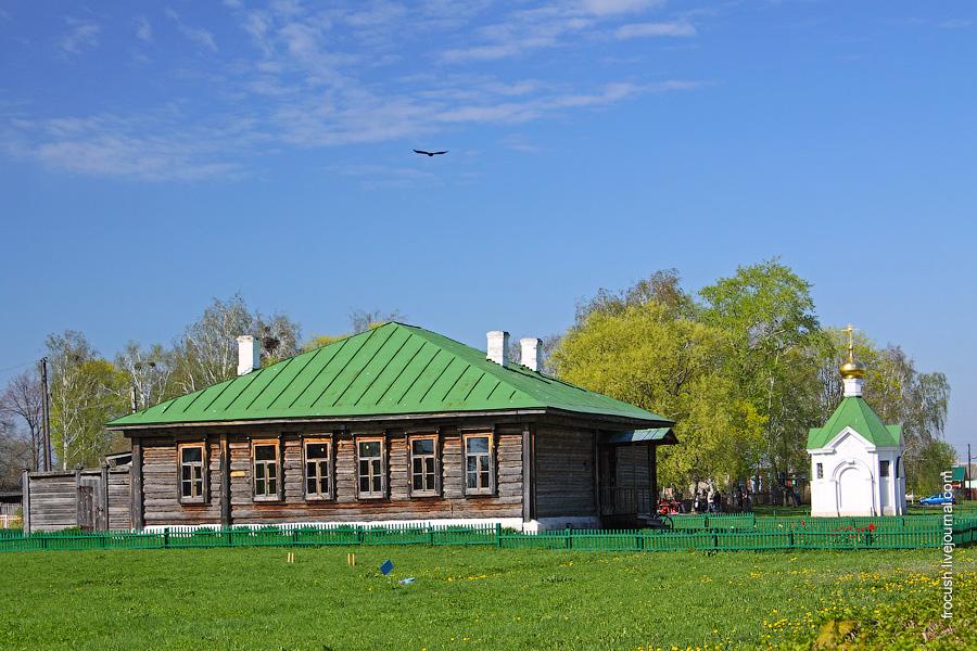 Начальная земская школа в Константиново