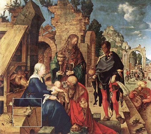 Бартоломе Бермехо 1490 г. «Пьета».