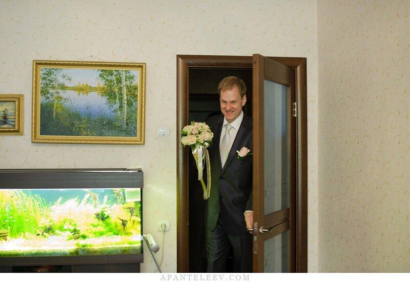 фотограф на свадьбу Мытищи