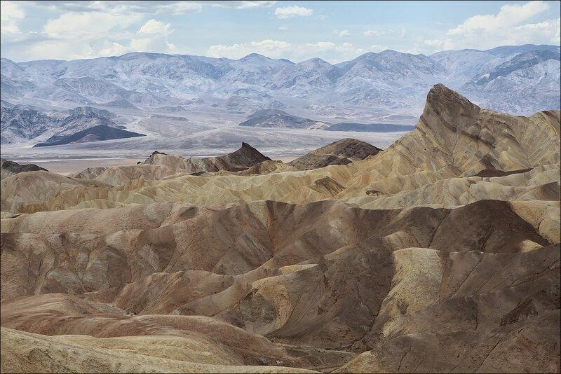 Геология Долины Смерти