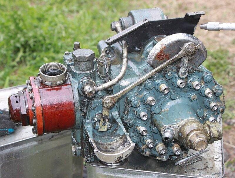 НВ-82 (топливный насос высокого давления)