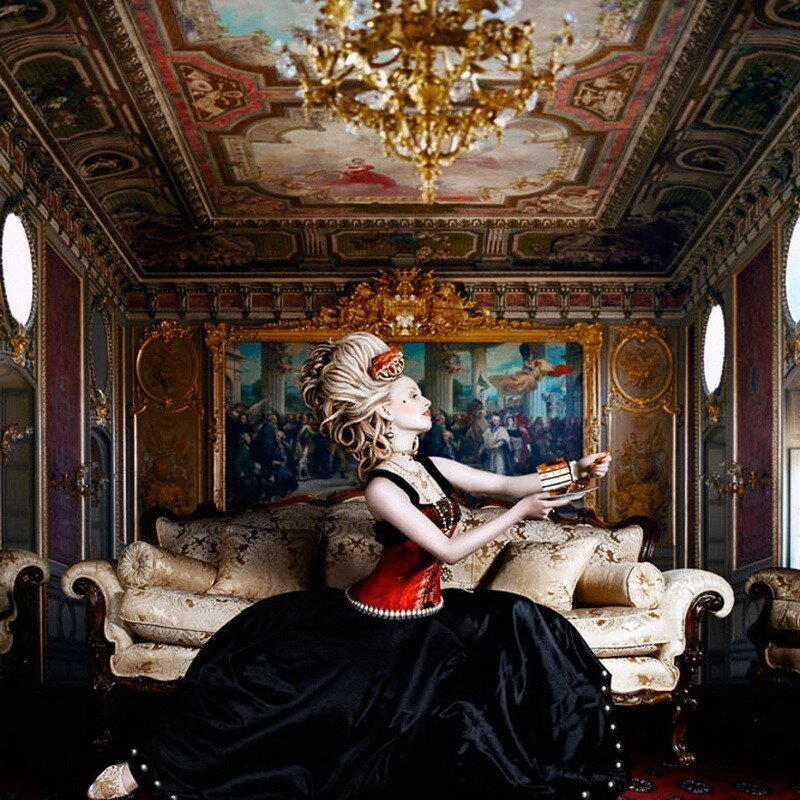 Эротика алексия тексис королева 3 15 фотография