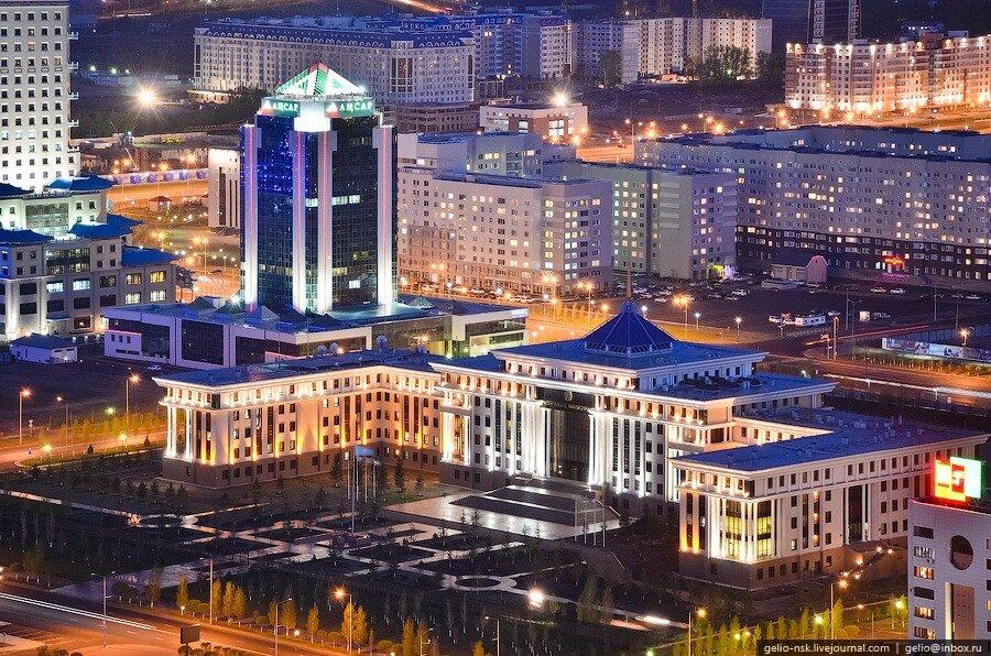 Стадион Астана Арена