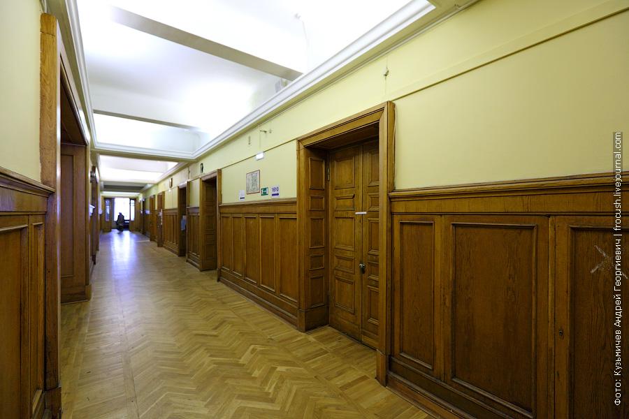 16 этаж МГУ Механико-математический факультет