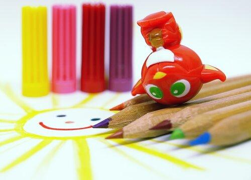 Развивающий коврик для детей... эскизы карандашом!