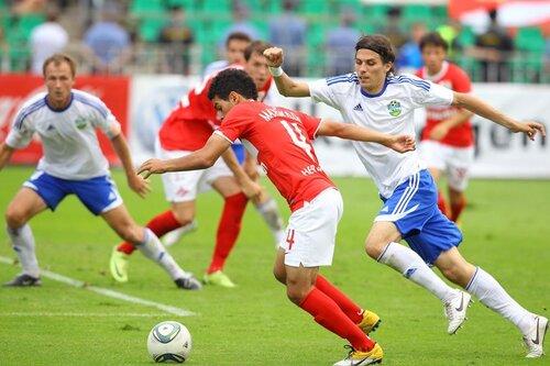 Истра - Спартак 0:1 17-07-2011