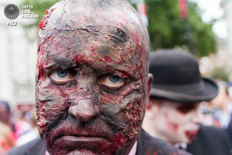 World Zombie Day in London