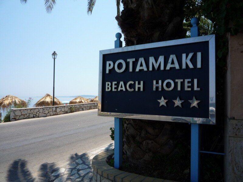 Корфу, Potamaki Beach 3*