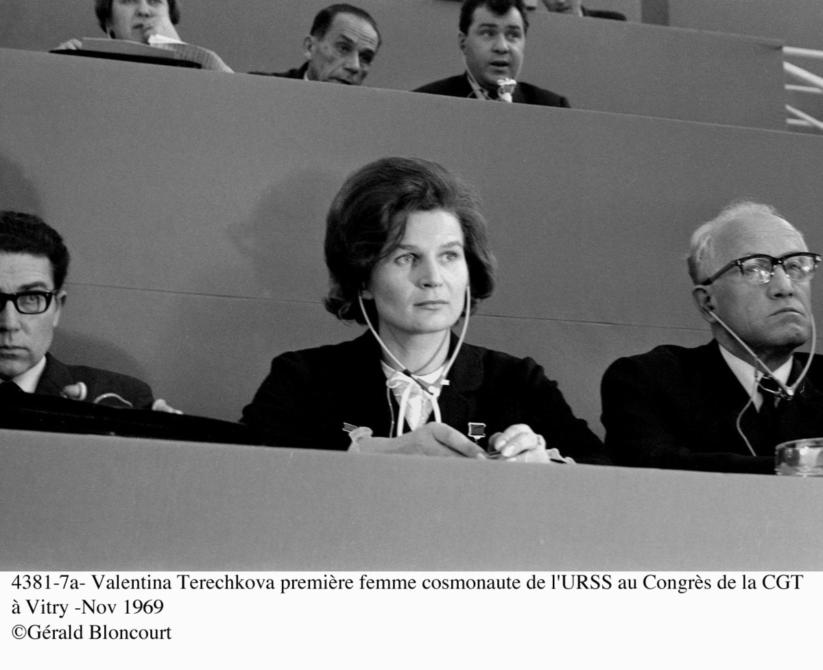 От 1959 до 1969 года: СССР глазами Джеральда Блонкура