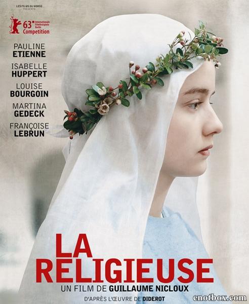 Монахиня / La religieuse (2013/DVDRip)