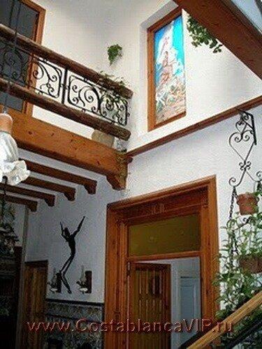 дом в Alfarp, дом в Альфарпе, городской дом в Испании, дом в Испании, недвижимость  в Испании, городской дом, дом в центре города, Коста Бланка, CostablancaVIP