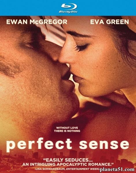 Последняя любовь на Земле / Perfect Sense (2011/HDRip)