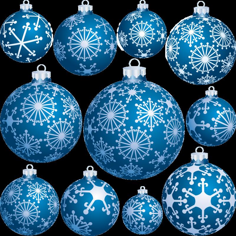 картинка шарики новогодние цветные самая