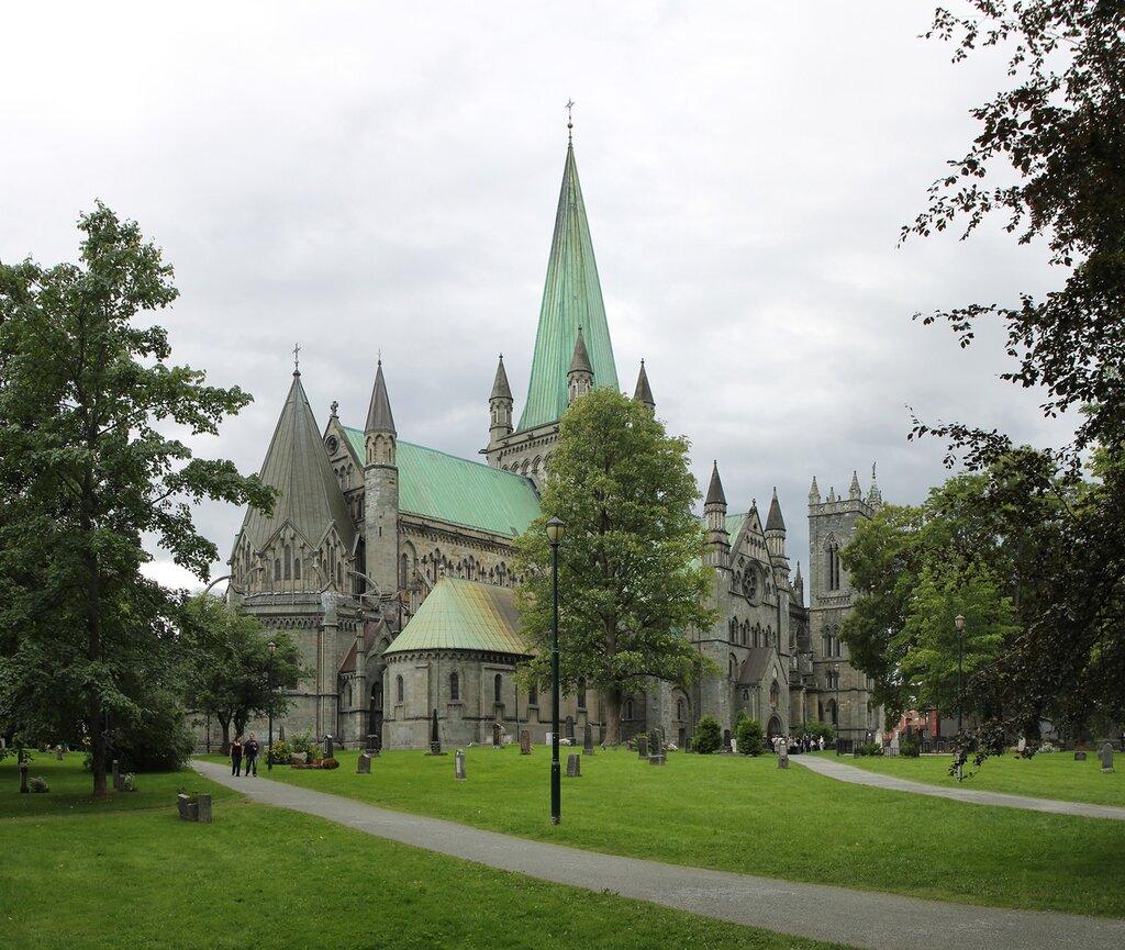 Trondheim, Nidaros Cathedral
