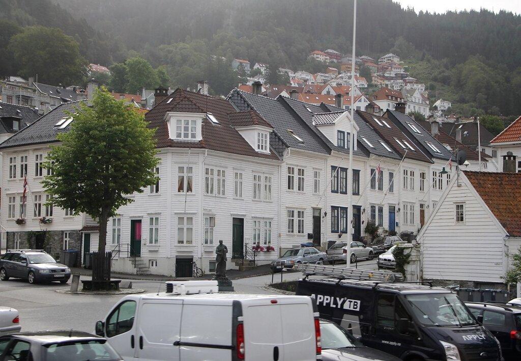 Bergen, Берген