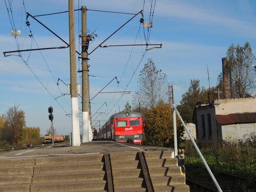 станция Оредеж
