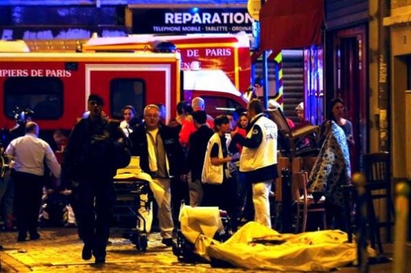 Теракты встолице франции : трое смертников были французами