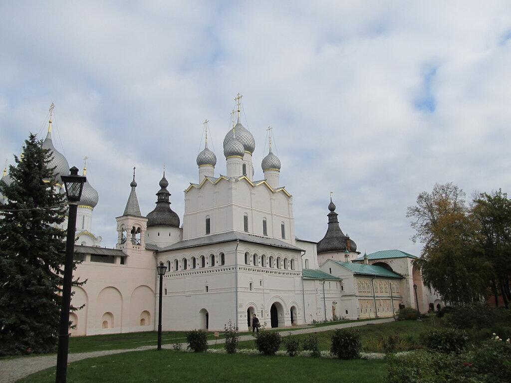 Ростовский кремль 2013 год.